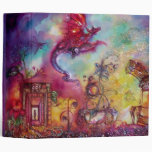 GARDEN OF THE LOST SHADOWS -FLYING RED DRAGON VINYL BINDER