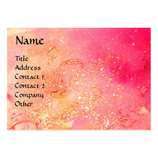 GARDEN OF THE LOST SHADOWS / FLYING RED DRAGON LARGE BUSINESS CARDS (Pack OF 100)