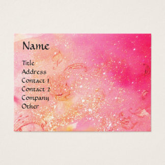GARDEN OF THE LOST SHADOWS / FLYING RED DRAGON BUSINESS CARD
