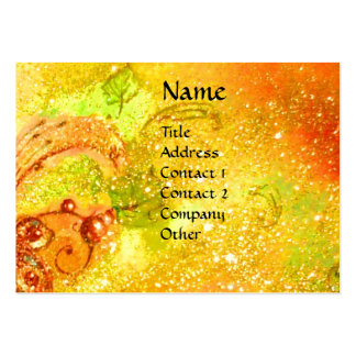 GARDEN OF THE LOST SHADOWS - FLYING RED DRAGON LARGE BUSINESS CARDS (Pack OF 100)