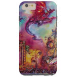 GARDEN OF THE LOST SHADOWS  / FLYING RED DRAGON TOUGH iPhone 6 PLUS CASE