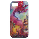 GARDEN OF THE LOST SHADOWS  / FLYING RED DRAGON iPhone 5 CASES