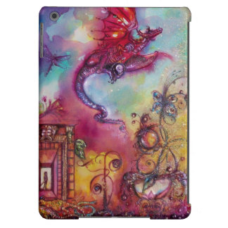 GARDEN OF THE LOST SHADOWS  / FLYING RED DRAGON iPad AIR CASE