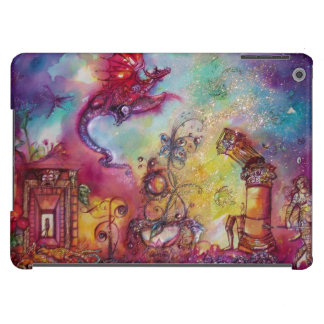 GARDEN OF THE LOST SHADOWS  / FLYING RED DRAGON iPad AIR COVER