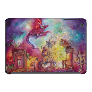GARDEN OF THE LOST SHADOWS / FLYING RED DRAGON iPad MINI CASE