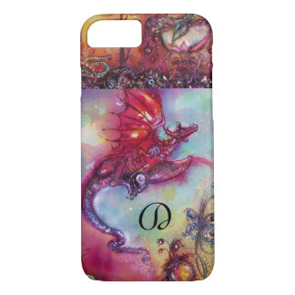 GARDEN OF THE LOST SHADOWS / FLYING RED DRAGON iPhone 7 CASE