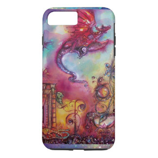 GARDEN OF THE LOST SHADOWS  / FLYING RED DRAGON iPhone 8 PLUS/7 PLUS CASE