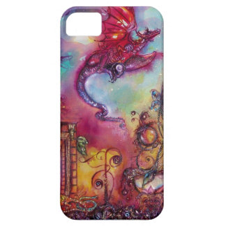 GARDEN OF THE LOST SHADOWS  / FLYING RED DRAGON iPhone SE/5/5s CASE