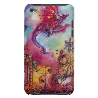 GARDEN OF THE LOST SHADOWS  / FLYING RED DRAGON iPod TOUCH COVER