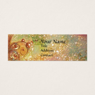 GARDEN OF THE LOST SHADOWS / FLYING RED DRAGON MINI BUSINESS CARD