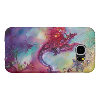 GARDEN OF THE LOST SHADOWS / FLYING RED DRAGON SAMSUNG GALAXY S6 CASE
