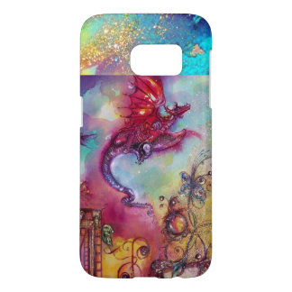 GARDEN OF THE LOST SHADOWS  / FLYING RED DRAGON SAMSUNG GALAXY S7 CASE
