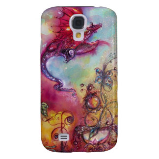 GARDEN OF THE LOST SHADOWS / FLYING RED DRAGON SAMSUNG S4 CASE