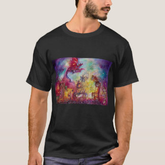 GARDEN OF THE LOST SHADOWS / FLYING RED DRAGON T-Shirt