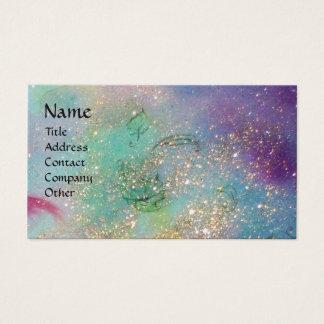 GARDEN OF THE LOST SHADOWS -MAGIC BUTTERFLIES BUSINESS CARD