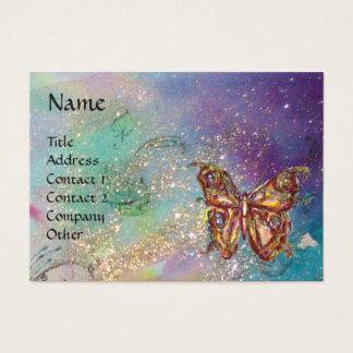 GARDEN OF THE LOST SHADOWS - MAGIC BUTTERFLIES BUSINESS CARD