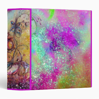 GARDEN OF THE LOST SHADOWS -MAGIC BUTTERFLY PLANT 3 RING BINDER
