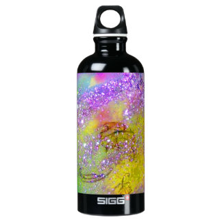 GARDEN OF THE LOST SHADOWS -MAGIC BUTTERFLY PLANT ALUMINUM WATER BOTTLE