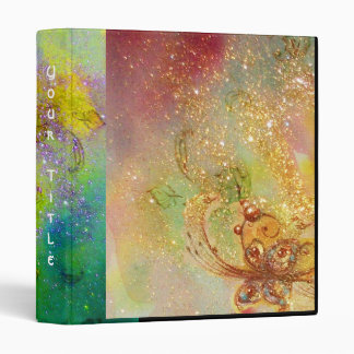 GARDEN OF THE LOST SHADOWS -MAGIC BUTTERFLY PLANT BINDER