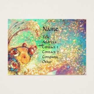 GARDEN OF THE LOST SHADOWS -MAGIC BUTTERFLY PLANT BUSINESS CARD