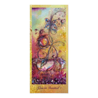 GARDEN OF THE LOST SHADOWS -MAGIC BUTTERFLY PLANT CARD