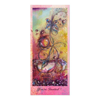 GARDEN OF THE LOST SHADOWS,MAGIC BUTTERFLY PLANT CARD