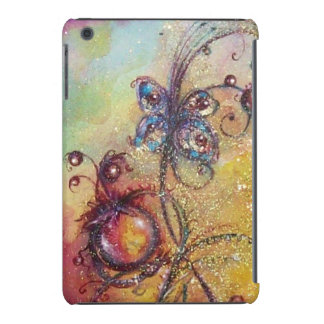 GARDEN OF THE LOST SHADOWS -MAGIC BUTTERFLY PLANT iPad MINI CASES