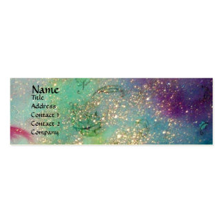 GARDEN OF THE LOST SHADOWS - MAGIC BUTTERFLY PLANT Double-Sided MINI BUSINESS CARDS (Pack OF 20)