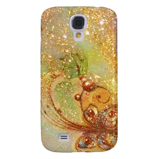 GARDEN OF THE LOST SHADOWS -MAGIC BUTTERFLY PLANT GALAXY S4 COVER