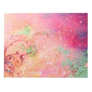 GARDEN OF THE LOST SHADOWS  MAGIC BUTTERFLY PLANT NOTEPAD