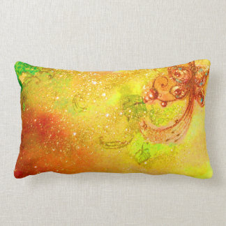 GARDEN OF THE LOST SHADOWS -MAGIC BUTTERFLY PLANT PILLOW