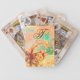GARDEN OF THE LOST SHADOWS -MAGIC BUTTERFLY PLANT PLAYING CARDS