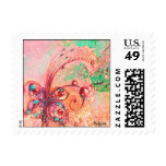 GARDEN OF THE LOST SHADOWS -MAGIC BUTTERFLY PLANT POSTAGE STAMPS