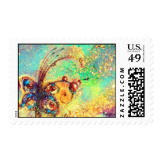 GARDEN OF THE LOST SHADOWS -MAGIC BUTTERFLY PLANT POSTAGE