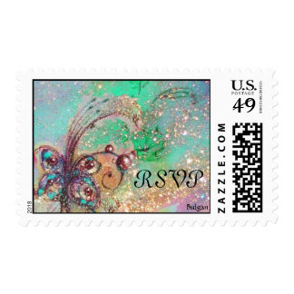 GARDEN OF THE LOST SHADOWS -MAGIC BUTTERFLY PLANT STAMP