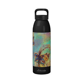 GARDEN OF THE LOST SHADOWS -MAGIC BUTTERFLY PLANT REUSABLE WATER BOTTLE