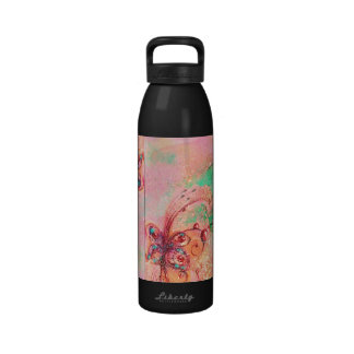 GARDEN OF THE LOST SHADOWS -MAGIC BUTTERFLY PLANT REUSABLE WATER BOTTLES