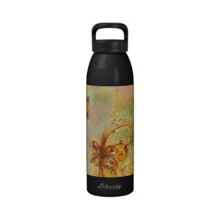 GARDEN OF THE LOST SHADOWS -MAGIC BUTTERFLY PLANT WATER BOTTLES