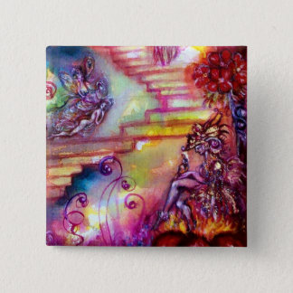 GARDEN OF THE LOST SHADOWS -MYSTIC STAIRS BUTTON