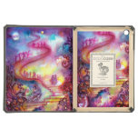 GARDEN OF THE LOST SHADOWS, MYSTIC STAIRS iPad AIR CASES