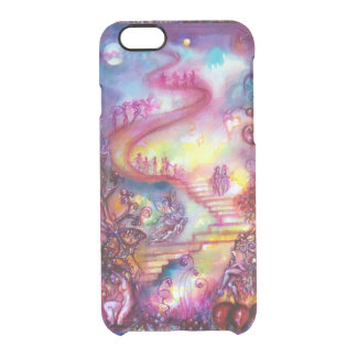 GARDEN OF THE LOST SHADOWS / MYSTIC STAIRS CLEAR iPhone 6/6S CASE