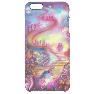 GARDEN OF THE LOST SHADOWS / MYSTIC STAIRS CLEAR iPhone 6 PLUS CASE