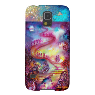 GARDEN OF THE LOST SHADOWS, MYSTIC STAIRS GALAXY S5 CASE