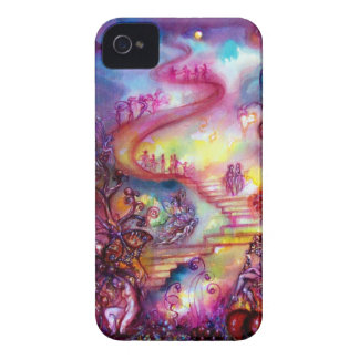 GARDEN OF THE LOST SHADOWS, MYSTIC STAIRS iPhone 4 COVER
