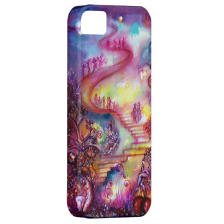 GARDEN OF THE LOST SHADOWS / MYSTIC STAIRS iPhone SE/5/5s CASE