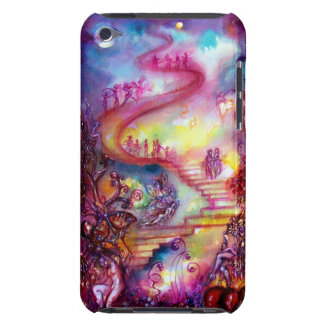 GARDEN OF THE LOST SHADOWS, MYSTIC STAIRS iPod TOUCH CASE