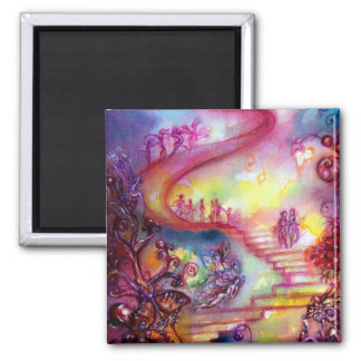GARDEN OF THE LOST SHADOWS / MYSTIC STAIRS MAGNETS