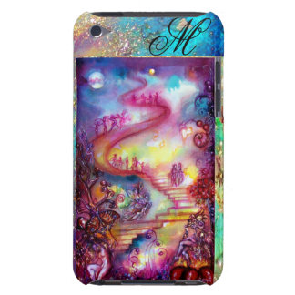 GARDEN OF THE LOST SHADOWS, MYSTIC STAIRS MONOGRAM iPod TOUCH COVERS