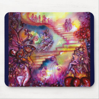 GARDEN OF THE LOST SHADOWS / MYSTIC STAIRS MOUSE PAD