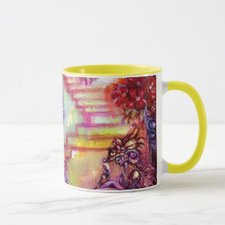 GARDEN OF THE LOST SHADOWS / MYSTIC STAIRS MUG